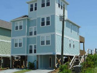 6 bedroom House with Porch in Surf City - Surf City vacation rentals