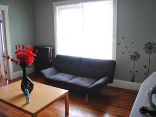 1 minute to T and beach, 15mins to downtown Boston - Revere vacation rentals