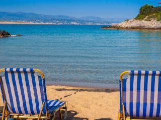 Big Villa,private pool sea view close to the beach - Tersanas vacation rentals
