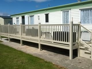 C33 Whitehouse Leisure Park, Towyn, North Wales - Towyn vacation rentals
