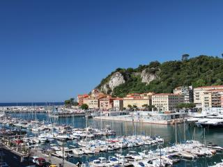 Port of Nice with 100% Sea & Port Views - Nice vacation rentals