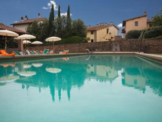 2 bedroom Apartment with A/C in Montaione - Montaione vacation rentals
