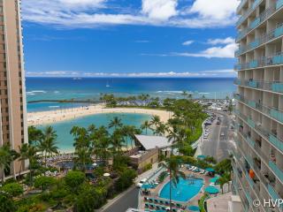 Ilikai 1114 Ocean / Lagoon / Fireworks Views - Honolulu vacation rentals