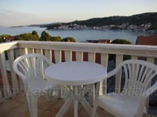 Mujic Studio Apartment D in Tisno - Tisno vacation rentals