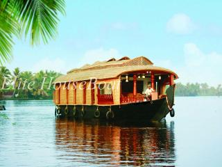 Elite Houseboat - 3 bedroom - Alappuzha vacation rentals