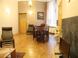 4 bdr Family Apt in Krakow's centre - Krakow vacation rentals