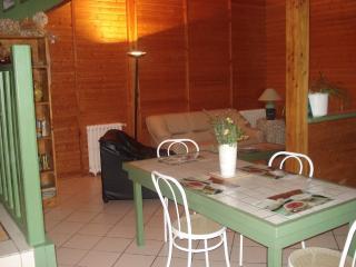 """Gites de la Croix Asnier """"gîte vert"""" - Chatel-Montagne vacation rentals"""