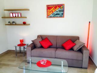 Studio neuf, terrasse, CLIM, WIFI - Nice vacation rentals