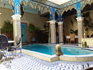 Suite Royale 5 personnes  Riad Puchka Marrakech - Marrakech vacation rentals