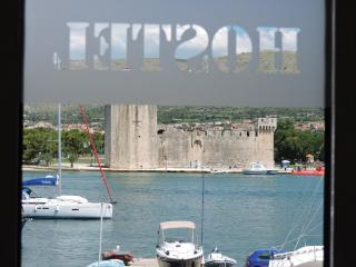 Hostel Marina - best value in Trogir with sea view - Trogir vacation rentals