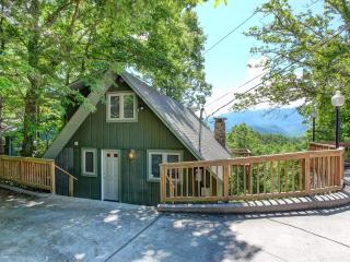 SIMPLICITY is being rebuilt - SEE & BOOK BEAR SANCTUARY ID 7108878 - Gatlinburg vacation rentals