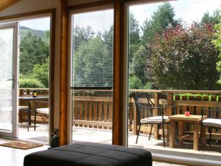 Tail Race Lodge, Blair Atholl. Uninterrupted view - Blair Atholl vacation rentals
