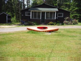 Nice Cabin with Linens Provided and Short Breaks Allowed - Rangeley vacation rentals