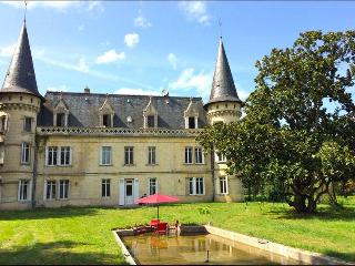 Nice Castle with Internet Access and Central Heating - Saint-Sulpice-et-Cameyrac vacation rentals