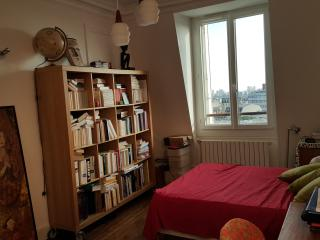 Authentic charm, views over all Paris, 3 rooms - Paris vacation rentals