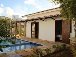 Casa Jardim Pergola, 3 bedrooms, pool, BBQ villa - Touros vacation rentals