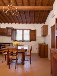 RESIDENCE SAN MINIATO - 1 Bedroom - INDEPENDENT - Loro Ciuffenna vacation rentals