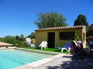 Maison piscine spa 8 personnes - Le Thoronet vacation rentals