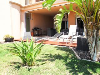 Luxury 3 bed 2 bath front line golf apartment - Murcia vacation rentals