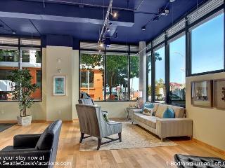 1 Bedroom Urban Loft Oasis - Seattle vacation rentals