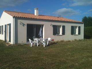 Maison de vacances près de Marennes Oléron - Saint-Sornin (Charente-Maritime) vacation rentals