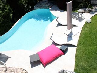 VILLA OASIS- VERY CENTER-PLAGE- BEACH-POOL- CLIM - Cannes vacation rentals