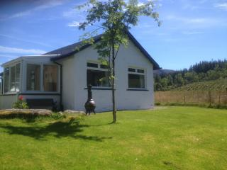 Oak Cottage with a Gold Green Tourism award - Killin vacation rentals