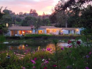 1 Acre Property with PRIVATE LAKE - Santa Monica vacation rentals
