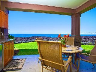 Luxury Oceanfront Villa with Lanai - Waikoloa vacation rentals