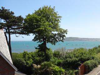 Castle Cove View: private access to sandy beach - Weymouth vacation rentals