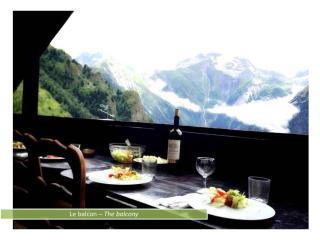 2 bedroom Chalet with Dishwasher in Les Deux-Alpes - Les Deux-Alpes vacation rentals