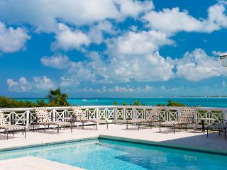 275 feet of beach frontage on the residential end of Grace Bay Beach, this villa sits directly behind Smith's Reef. TNC SAN - Grace Bay vacation rentals