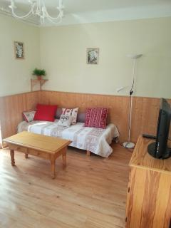 Cozy 1 bedroom Apartment in Saint Vincent les Forts with Internet Access - Saint Vincent les Forts vacation rentals
