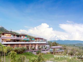 Luxury 15BR Designer Villa with Stunning Sea Views - Bang Tao Beach vacation rentals