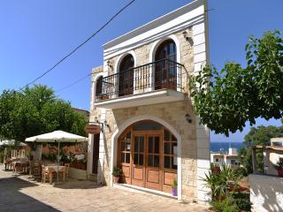 Castello Domus,neo classic sea view apartment - Panormo vacation rentals
