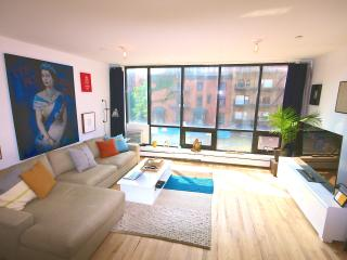Sunny One bedroom with Terrace - New York City vacation rentals
