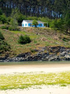 Private Surf Lodge Perched Steps From The Ocean - A Coruna Province vacation rentals