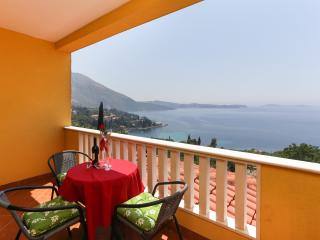 Villa Sunset Apartment 2 with beautiful sea view - Plat vacation rentals