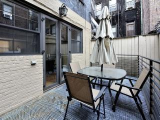 Private 4BR/2.5BA Townhouse + Terrace in the UES! (100% Legal) - New York City vacation rentals