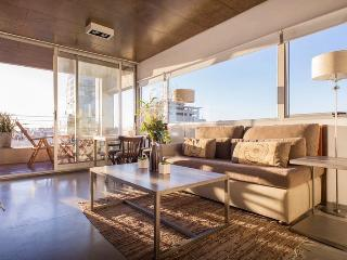 Luxury one bedroom apartment in Palermo Hollywood, Building with amenities - Buenos Aires vacation rentals