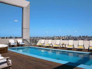 Two bedroom apartment with pool in Palermo Hollywood - Buenos Aires vacation rentals