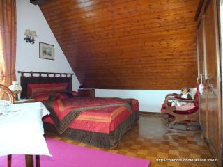 Tilleul, Chambres d'hôtes Danièle et Hervé - Soultzbach-les-Bains vacation rentals