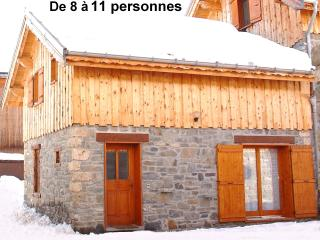 3 bedroom Chalet with Internet Access in Valloire - Valloire vacation rentals