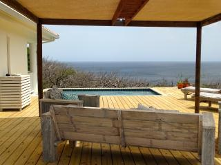 Vista Azul - Private villa with oceanview, pool, s - Curacao vacation rentals