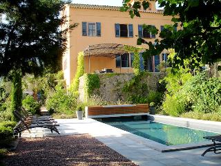 Grasse Côte d'Azur, Superb bastide 8p private pool with nice view - Grasse vacation rentals