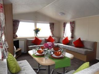 Caravan by the Sea, Trecco Bay, Porthcawl. - Porthcawl vacation rentals