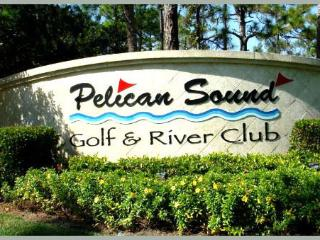 Peaceful escape at Pelican Sound Club - Estero vacation rentals