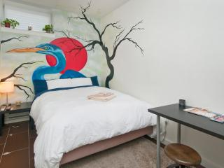 Private Rm w/ Sauna & Rooftop Jacuzzi #2 - Brooklyn vacation rentals