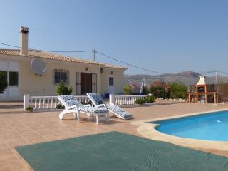 Villa de Almendras - Albox vacation rentals