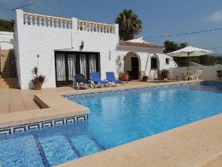 MJ000179 Ideal 3 bed, 3 bath Villa - Moraira vacation rentals